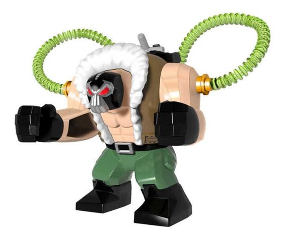 1 Unidad Megas Super Heroes Compatibles Bloques