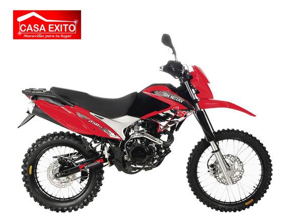 Moto Shineray Xy250gy-6i 250cc Año 2020 Color Ro/ Ne