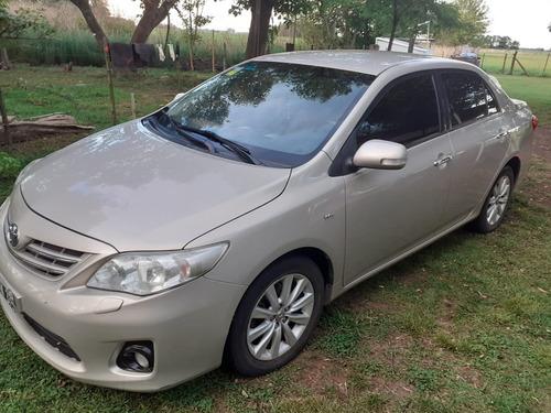 Vendo Toyota Corolla Seg .full Full Tope De Gama 2012