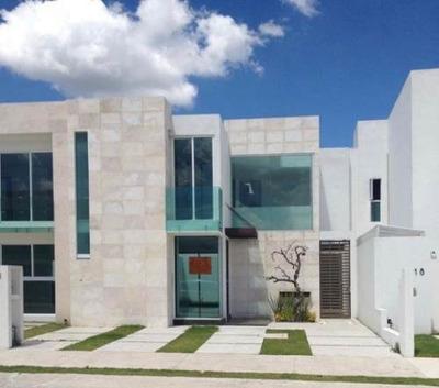 Casa En Renta En Lomas De Angelopolis 2 A 3 Min De Sonata Cluster Vista Marques