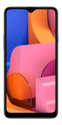 Imagen 1 de 6 de Samsung Galaxy A20s 32 GB  negro 3 GB RAM