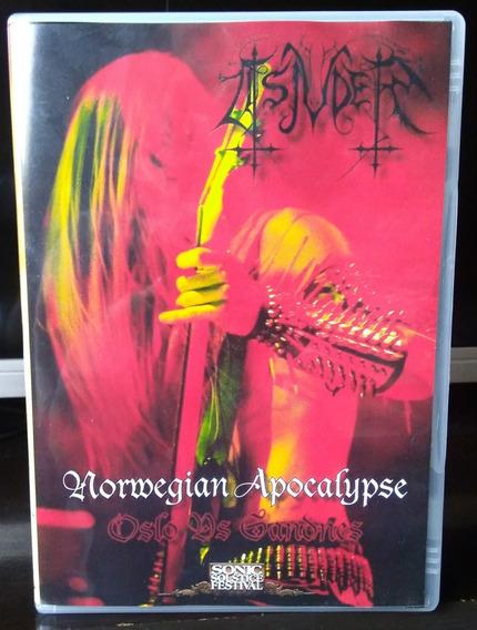 Tsjuder - Nowegian Apocalypse ( Leia A Descrição)
