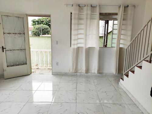 Casa Com 3 Quartos Para Comprar No Jardim Atlântico Em Belo Horizonte/mg - 2395