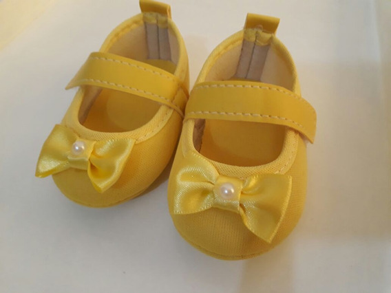 Sapatinho Para Bebê - Menina