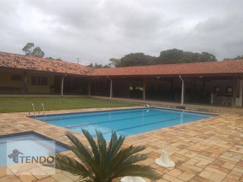 Imagem 1 de 30 de Imob02 - Chácara 20000 M² - Venda - 5 Dormitórios - 5 Suítes - Recreio Campestre Jóia - Indaiatuba/sp - Ch0091