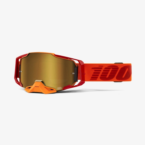 Goggles Ride 100% Motocross Enduro Armega Litkit