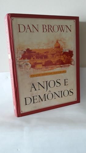 Anjos E Demônios - Especial Ilustrada Raridade