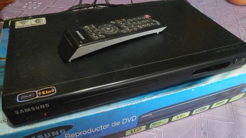 Reproductor De Dvd Samsung