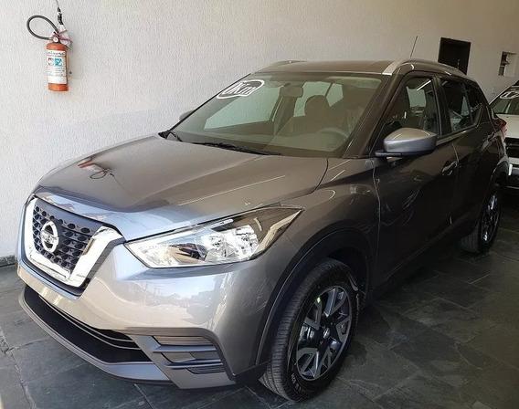Nissan Kicks 1.6 16v S Xtronic. 5p 2020