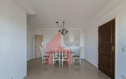 Apartamento Para Alugar, 89 M² Por R$ 2.200,00/mês - Vila Dom Pedro I - São Paulo/sp - Ap1384