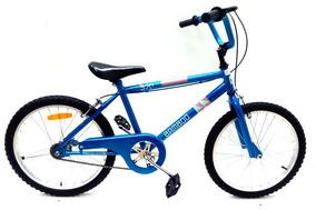 Bicicleta Bmx Bamboo R20 Envío Gratis