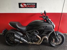 Ducati Diavel 1200 Abs 2018 Preta Preto