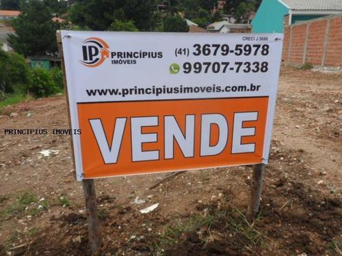 Terreno Para Venda Em Colombo, Vila Florestal Grajau - 00112_2-400591