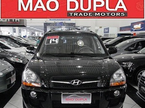 Hyundai Tucson 2.0 Gls 4x2 Flex Aut. 2014 Completo 45.000 Km