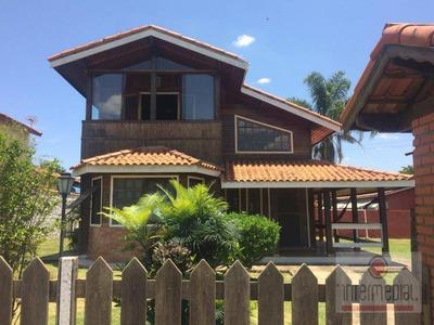 Chácara Com 4 Dormitórios À Venda, 1000 M² Por R$ 400.000 - Vale Das Orquídeas - Iperó/sp - Ch0571