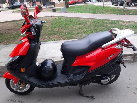 Alquilo Moto Susuki Puerta Libre