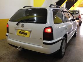 Volkswagen Parati 1.6 4p Álcool