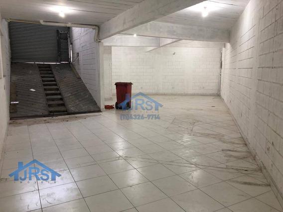 Salão Para Alugar, 135 M² - Sl0034