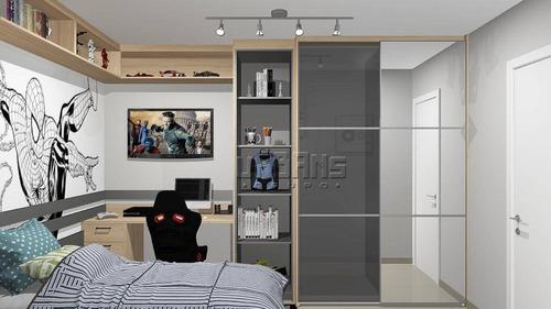 Imagem 1 de 13 de Apartamento À Venda Por R$ 455.800,00 - Vila Curuçá - Santo André/sp - Ap1363
