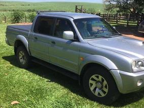 Mitsubishi L200 2.5 Gls Cab Dupla 4x4 4p 2006