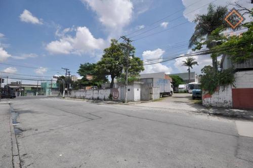 Imagem 1 de 14 de Comercial 2771 M² Área Total, 813 M² Construída, 2050 M² Estacionamento, 6 Salas, 5 Banheiros,  R$ 50.000,00 - Pr0362