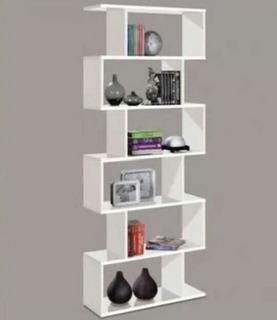 Mueble Biblioteca Modular Multiuso Minimalista