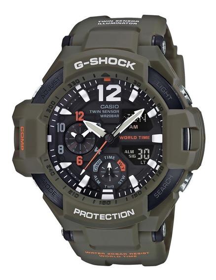 Reloj Casio G-shock Caballero-ga-1100kh-3acr
