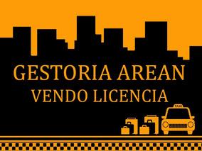 Vendo Licencia De Taxi 2011, Caba, Desafectada, Particular