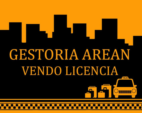 Vendo Licencia Taxi Caba, Desafectada 2013, Con Libre Deuda