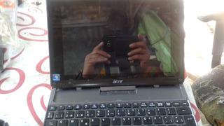 Tablet Acer Econia Tab Con Teclado Para Repuesto O Permuto