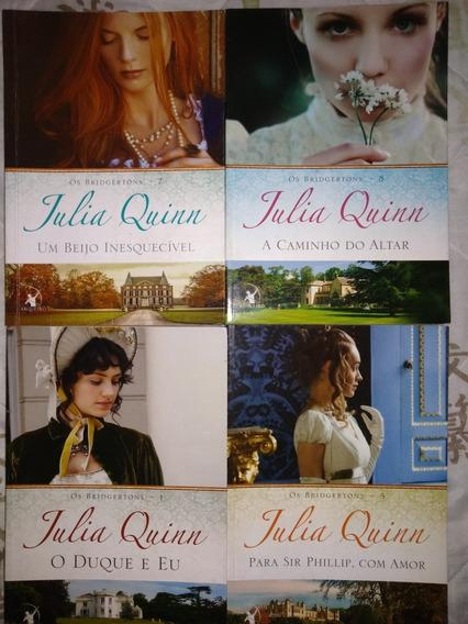 Livros Julia Quinn