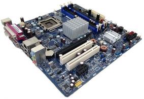 Kit Placa Mãe + Processador Core 2 Quad Q8400