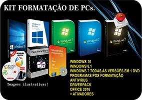 Kit De Formatação