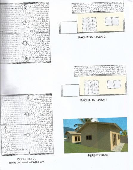 3 Casas Em Ilha Comprida Com Escritura