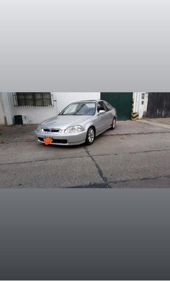 Honda Civic 1.6 Ex Coupe 1998