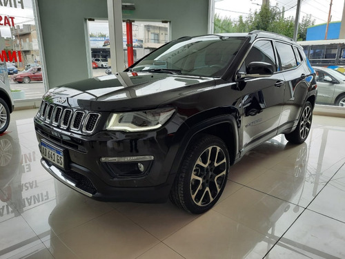 Jeep Compass 4x4 Limited At 2019