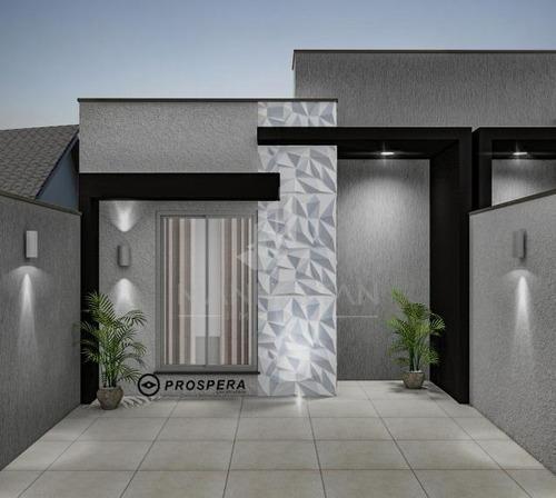 Imagem 1 de 2 de Casa À Venda Em Parque Santa Bárbara - Ca002652