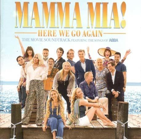 Cd - Mamma Mia! Here We Go Again - Abba