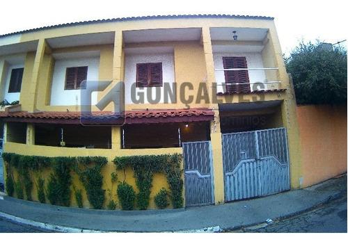 Imagem 1 de 12 de Venda Sobrado Santo Andre Jardim Las Vegas Ref: 140227 - 1033-1-140227