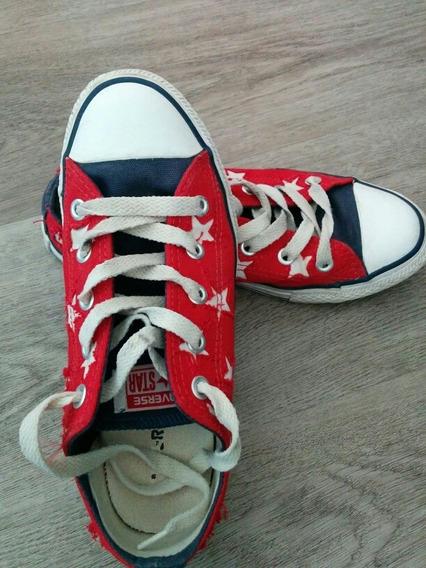 Zapatillas Converse Talle 33.5!