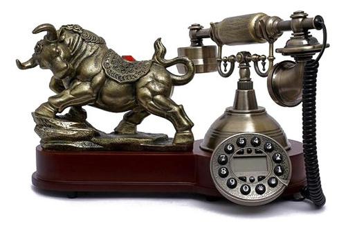 Teléfono Vintage Retro Toro