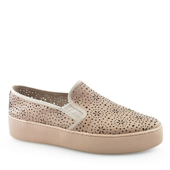 Tênis Bottero Feminino Flatform Slip On 292801 Original