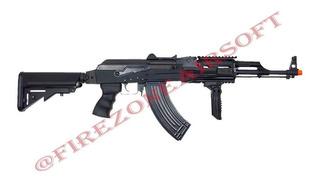 Rifle De Airsoft Aeg Src Ak-47 Full Metal