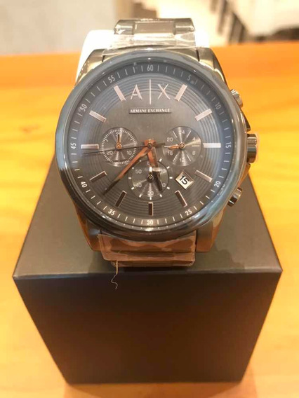 Relógio Armani Exchange Ax2086 Novo Na Caixa!!