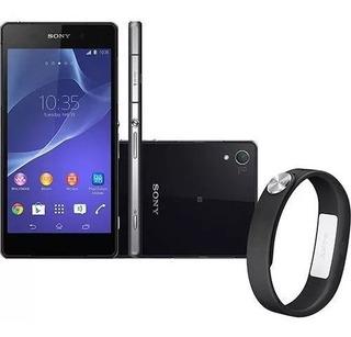 Sony Xperia Z2 - D6543 - Novo Vitrine