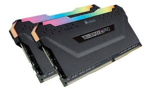 Memoria Corsair Vengeance Rgb Pro Ddr4 32gb 3200mhz 2x 16gb