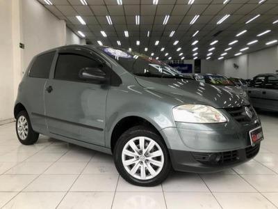 Volkswagen Fox Trend 1.0 Flex 2009 Único Dono Baixo Km