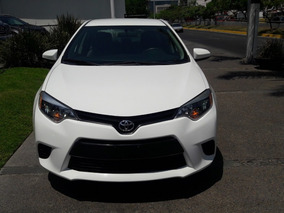 Toyota Corolla 1.8 Base 2016 At Vehiculo