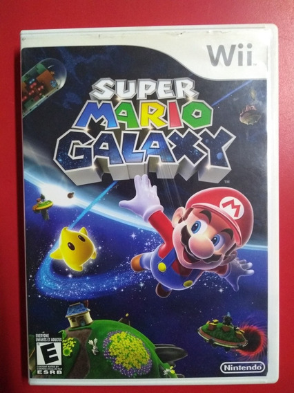 Super Mario Galaxy Wii U.s.a
