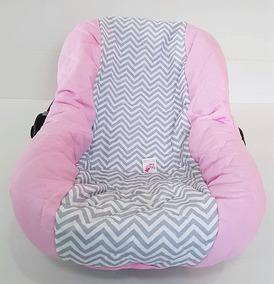 Capa Para Bebê Conforto Acolchoada Multimarcas Padrão